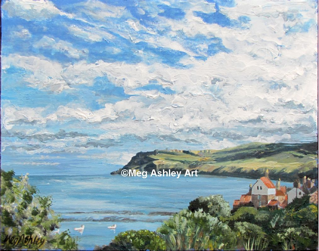 Robin Hood's Bay Meg Ashley