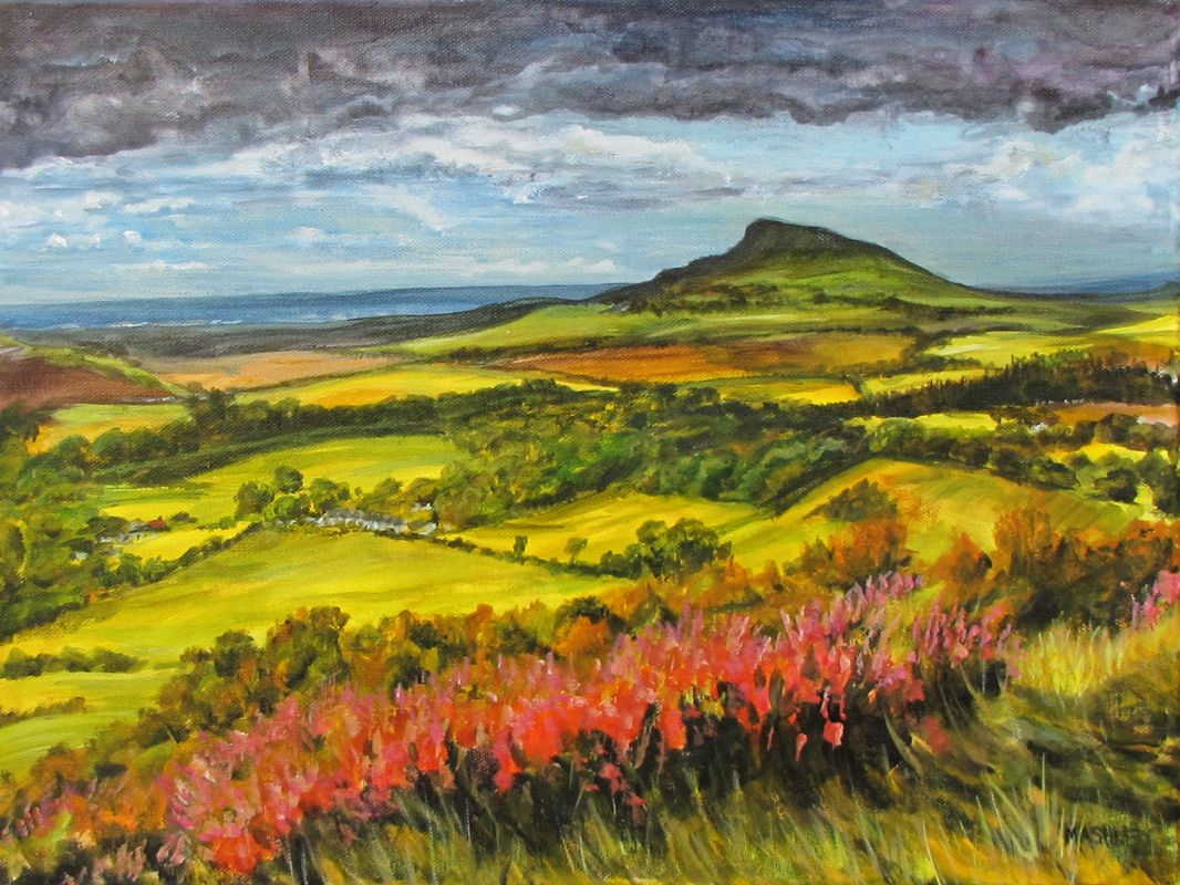 Meg Ashley Roseberry Topping