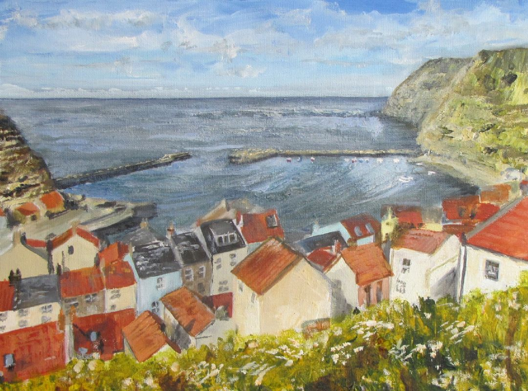 Staithes Harbour